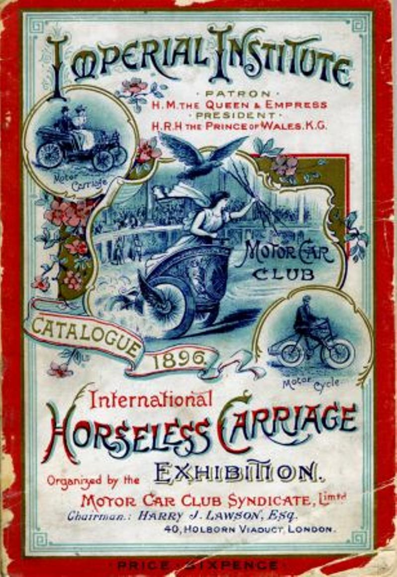 1896 exhibition programme cover 800