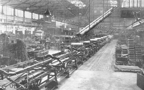 Snapshot 156 Ford Motor Company Trafford Park 1923